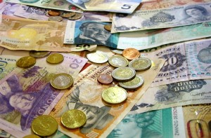 Foreign Currencies and Coins